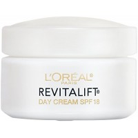 L'Oreal Paris Revitalift Anti-Wrinkle + Firming Day Cream SPF 18 Sunscreen, 1.7 oz.