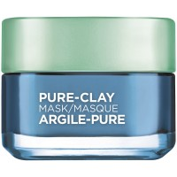 L'Oreal Paris Skin Care Pure Clay Clear & Comfort Mask, 1.7 Ounce