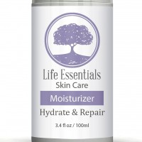 Life Essentials Skin Care Moisturizer for Dry Skin - 3.4 oz