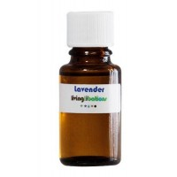 Living Libations - Organic / Wildcrafted Lavender Essential Oil (.169 oz / 5 ml)