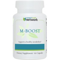 M-Boost - Metabolism Support for Energy and Weight Loss - With Meratrim, 60 Capsules (1 Bottle)