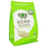 Manitoba Harvest Organic Hemp Hearts Raw Shelled Hemp Seeds, 5 Pound