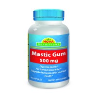 Mastic Gum 500 mg 60 Capsules by Nova Nutritions