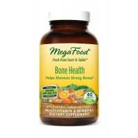 MegaFood - Multi for Healthy Bone, Helps Maintain Strong Bones, 40 Tablets