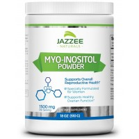 Myo-Inositol Powder   18 Ounces (510 g)   340 Servings   1500 mg   100% Pure   Vegetarian / Vegan   PCOS, Ovarian, and Reproductive Support   Promotes Emotional Health and Wellness