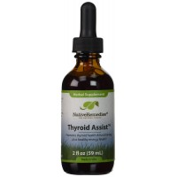 Native Remedies Thyroid Assist 2 oz