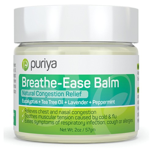 Natural Chest and Nasal Congestion Relief. Soothes Sore Throat, Dry Cough, Stuffy Nose from Upper Respiratory & Sinus Infection. Works Wonder on Bronchitis, Allergies, Headaches. A Must for Cold Flu