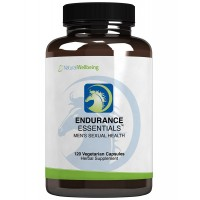 Natural Wellbeing Endurance Essentials Natural Support for male hormone balance 120 Vegetarian Capsules