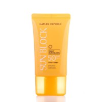 Nature Republic Provence Calendula Spf 50 Daily Sun Block, 57 Gram