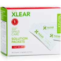 Neti Xlear Sinus Care Refill Packets, 20 Ct