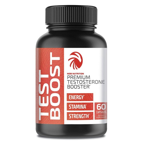 all natural testosterone booster supplements