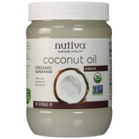 Nutiva Organic Virgin Coconut Oil, 29 Ounce (1 Bottle)