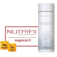 Nutrifii Magnical-D 112 capsules - Targeted Calcium Delivery