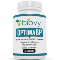 OptimaBP™ - #1 Healthy Blood Pressure Nutritional Supplement - by Biovy - The Best Supplements to Support Healthy Blood Pressure
