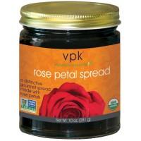 Organic Rose Petal Spread, 10oz (281g)