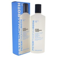 Peter Thomas Roth Acne Clearing Wash 2% Salicylic Acid, 8.5 Ounce