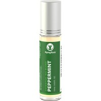 Piping Rock Peppermint Essential Oil Roll-On Blend 10 mL (0.33 fl oz) Premium Therapeutic Grade