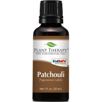 Plant Therapy Patchouli Essential Oil. 100% Pure, Undiluted, Therapeutic Grade. 30 ml (1 oz).
