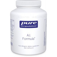 Pure Encapsulations - A.I. Formula - Hypoallergenic Dietary Supplement to Promote Healthy Immune Response* - 360 Capsules