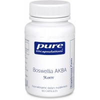 Pure Encapsulations - Boswellia AKBA - Hypoallergenic Support for Immune, Joint, Gastrointestinal and Cell Health* - 60 Capsules