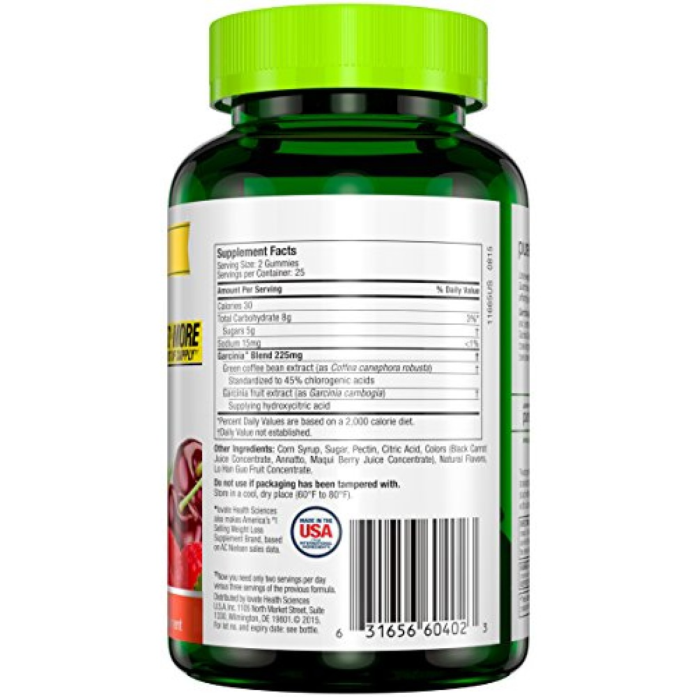 Buy Purely Inspired Garcinia Cambogia Gummies 50 Shophealthy In