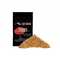 Reishi Mushroom Extract Powder - All Natural Supplement - Supports Digestive, Respiratory, and Immune Systems, Balances Blood Sugar, Antioxidant Packed (30 g)