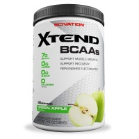 Scivation, Xtend BCAAs, Green Apple, 30 Servings