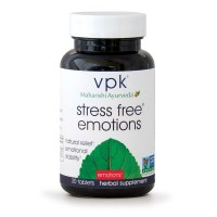 Stress Free Emotions | 30 Herbal Tablets | Anger Management™ | Natural Support for Stress Relief & Emotional Highs & Lows