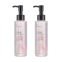 THE Face Shop Rice Water Bright Cleansing Light Oil 150ml 1+1 2pcs