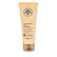 The Face Shop Acne Foam Cleansing Solution, 5.07 Ounce
