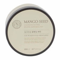 The Face Shop Mango Seed Silk Moisturizing Cleansing Butter 6.76 Oz/200Ml