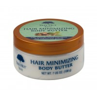 Tree Hut Bare Hair Minimizing Body Butter, 7 Ounce