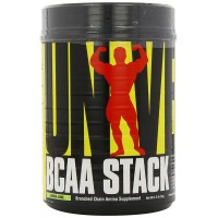 Universal Nutrition Bcaa Stack, Lemon Lime, 2.2 Pounds