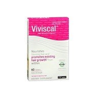 VIVISCAL EXTRA STRENGTH SUPPLEMENTS BX OF 60 TABLETS