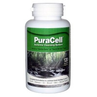 World Nutrition PuraCell Detox Cleanse Supplement (120 Count)