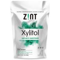 Zint Xylitol: Non-GMO, All-Natural Sweetener and Sugar Substitute (1 lb)