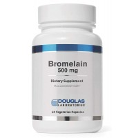 Douglas Laboratories - Bromelain - 500 mg - Supports Musculoskeletal System* - 60 Capsules
