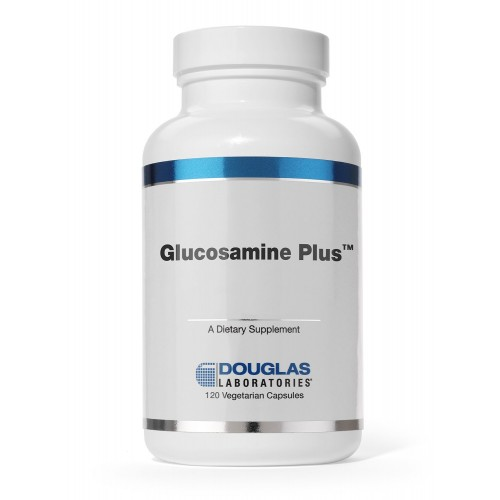 Douglas Laboratories - Glucosamine Plus - Supports Health of Connective Tissues and Joint Cartilage* - 120 Vegetable Capsules