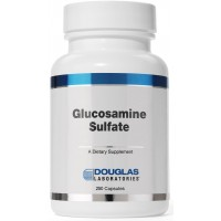 Douglas Laboratories - Glucosamine Sulfate 500 mg - Absorbable Formula Supports Synthesis and Maintenance of Connective Tissue* - 250 Capsules
