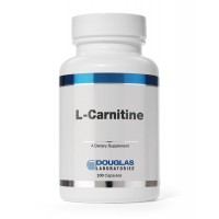Douglas Laboratories - L-Carnitine 250 mg. - Supports Heart Muscle Function and Skeletal Muscle Performance* - 100 Capsules