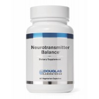 Douglas Laboratories - Neurotransmitter Balance - Supports Mood and Feelings of Emotional Wellness* - 60 Capsules