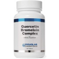 Douglas Laboratories - Quercetin Bromelain Complex - Formulation to Support Vascular and Immune Cell Function* - 100 Tablets