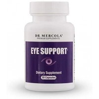 Dr Mercola Eye Support with Lutein (30 Capsules) by Mercola
