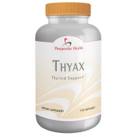 THYAX Hypothyroid Support Supplement: If You Have a Low Thyroid, This Vitamin Can Help - One Month Supply