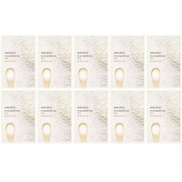 innisfree It's real squeeze mask (10 pack, Rice)