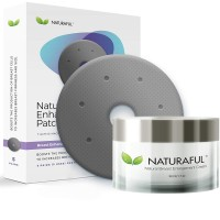 NATURAFUL Breast Enhancement Cream & Enhancement Patch BUNDLE - Natural Breast Enlargement, Firming and Lifting | Trusted by Over 100,000 Users