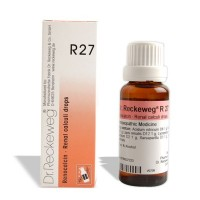 Dr. Reckeweg R27 (Renocalcin) Drops (22ml)