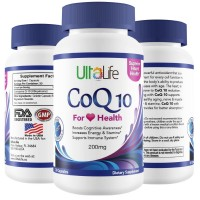#1 Best CoQ 10 - Coenzyme q10 called a 'Miracle Supplement' Affects Every Cell in Your Body - Supports Heart Health, Increases Energy & Stamina, Boosts Cognitive Awareness + Mental Focus and Promotes Healthy Aging