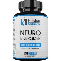 #1 Nootropics Brain Support Supplement - For Memory, Clarity, Focus and Concentration. The Best Nootropic with Phosphatidylserine, DMAE, St. John's Wort, Ginkgo Biloba, Bacopin and Much More!