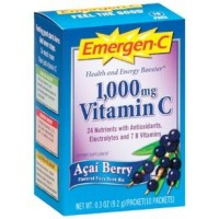 Alacer Corp - Emergen-C Acai Berry (10 packets)